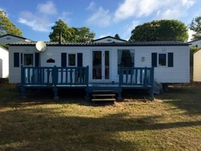 Photo for Brittany Get Away - Large Mobile Home- Le Cottage!