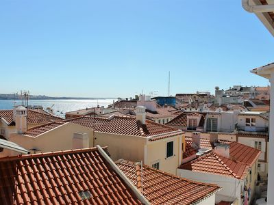 Photo for Cascais Terrazzo, apartment,located in the center of Cascais overlooking the bay