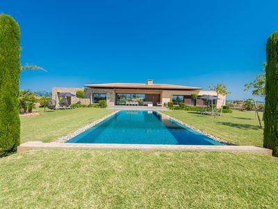 Photo for SHORT DE CAN RIUS - Villa with private pool in Muro.