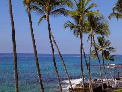 This is your view with amazing Kona Sunsets every night!