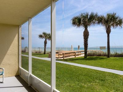 Photo for Beachfront Vacation Rental, Recently Updated, Steps To The Beach