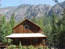 1BR Studio Vacation Rental in Mazama, Washington