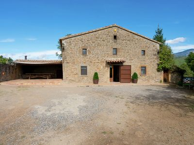 Photo for Rustic farm house dating back to the XVIII century with private swimming pool