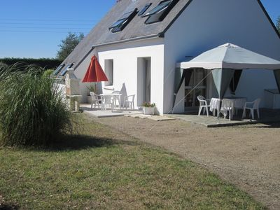 Photo for Loctudy: House 800 meters from the beach, quiet with large enclosed space.