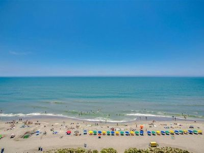 Photo for Oceanfront Condo With Breathtaking Views and A Large Balcony with Double Access