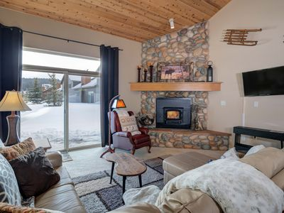 Photo for Big Sky Town Center- Cozy Chalet