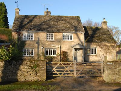 Photo for Gardeners Cottage is a wonderfully presented period cottage in the Cotswolds.
