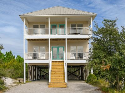 Photo for New Listing! Spacious Morgantown Beach Home w/ Balconies, Pools & Tennis