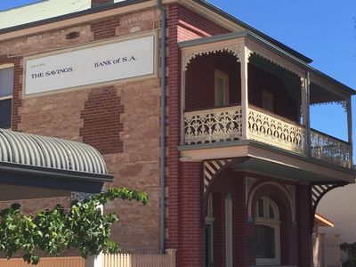 Photo for Savings Bank of South Australia - Old Quorn Branch