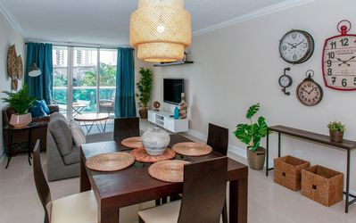 Photo for Beautiful Apartment Steps Away from the Beach