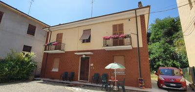Photo for Mini Accommodation with a large garden 100 meters from the Baths of Acqui