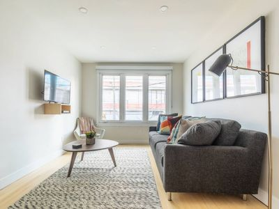 Photo for Gorgeous 1BR Apartment with King Bed in Queen West