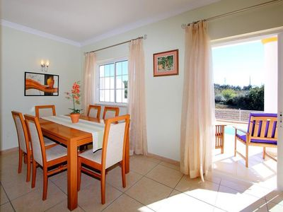 Photo for House 510 m from the center of Albufeira with Internet, Washing machine, Air conditioning, Pool (528638)