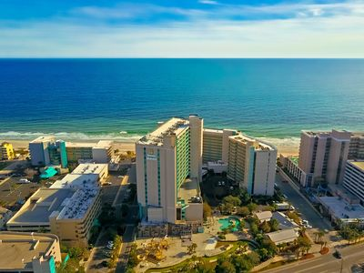 Photo for Spacioius 2 BD/2BA on Golden MIle at Sand Dunes South Tower with nice view
