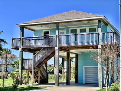 Photo for JUST BEACHY 2 - 3 Bedrooms, sleeps 8, Great price and area, TV's + WIFI