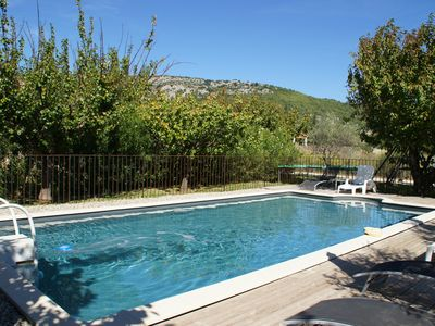 Photo for MARIUS AT HOLIDAY HOUSE IN PROVENCE