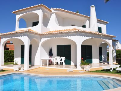 Photo for Premium family-friendly 3 bed 3 bath refurbished Villa, garden & Swimming pool