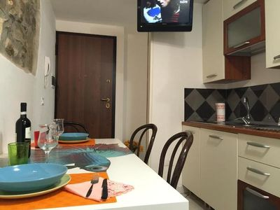 Photo for 1BR Apartment Vacation Rental in Piombino