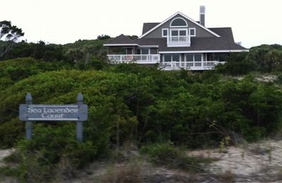 Photo for Sea Lavender : 6BR/4BA Sleeps 15 : Amazing Bald Head Island Family Retreat