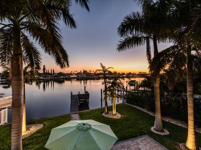 Photo for Waterfront Home w/ Private Dock, Stunning views, Close to beach