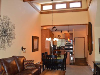 Photo for Large, spacious condo with remodeled kitchen, bathrooms and vaulted ceilings