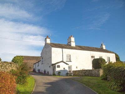 Photo for Beautiful 7 bedroom Home - Cartmel with Amazing Views & Stunning Friesian Horses