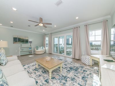 Photo for Three-Floor Townhome In Gated Community Across The Street From The Gulf