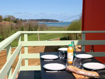 Photo for Gîte 8 pers max, 4 bedrooms, sea view with SPA, HAMMAM, BABY FOOT and FLIPPER