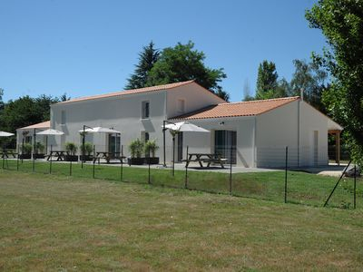 Photo for Lodging 2 Gîte Madame CLIMATISE IN THE CALM OF THE GREAT VERSENNES