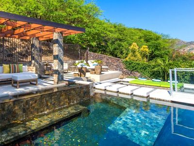 Photo for Villa Luana - Modern 6 bedroom (All with AC), 5.5 bath beach villa with a private pool