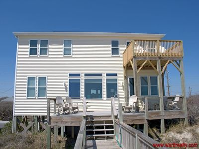Photo for Salty Paws - OCEANFRONT & PET FRIENDLY!