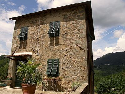 Photo for Detached Stone House with Private Plunge Pool and Wonderful Views