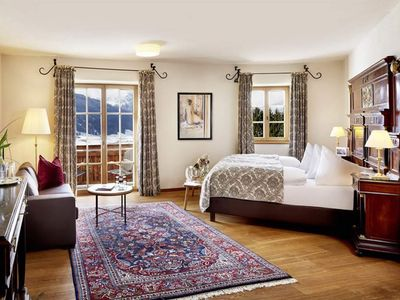 Photo for Superior Double Room - Schloss Mittersill GmbH, Hotel