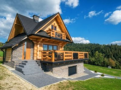 Photo for Vacation home De Luxe in Nowy Targ - 5 persons, 3 bedrooms