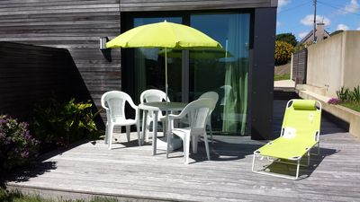 Photo for 1BR Apartment Vacation Rental in Locmaria-Plouzané, Bretagne