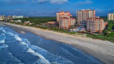 Photo for Marriott's OceanWatch at Grand Dunes - Ocean Front View