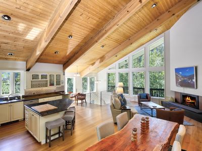 Photo for East Aspen Contemporary Chalet