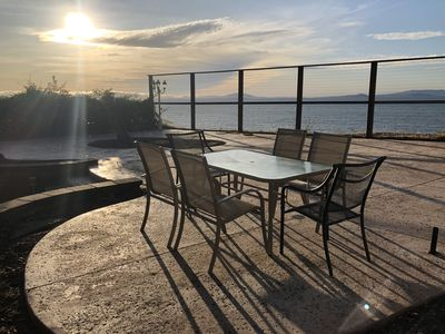 Photo for Beautiful Home, Spectacular Bay View From Patio! Sleep 8!