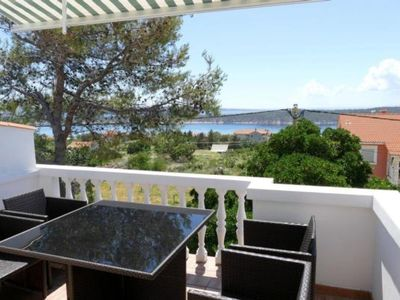 Photo for Holiday apartment Rab for 3 - 4 persons with 2 bedrooms - Holiday apartment