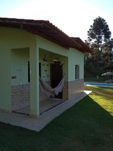 Photo for Site with pool, and, barbecue area, in the mountains of Domingos Martins.