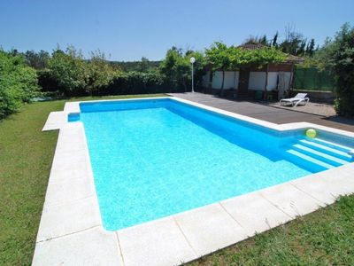 Photo for Club Villamar - Nice villa with private pool and big garden in a quiet place.