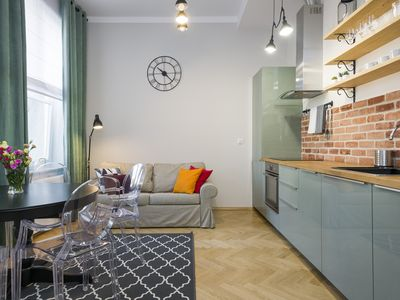 Photo for Topolowa Apartment located in the city centre of Krakow !