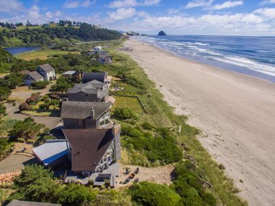 Photo for Lighthouse #104 - Beautifully updated classic oceanfront cabin with direct beach access