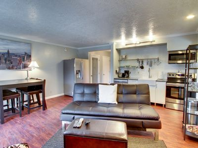 Photo for Recently updated condo - near downtown and hiking trails!