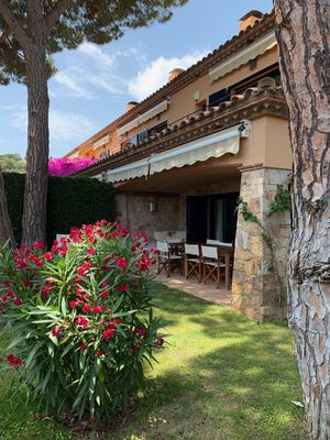 Photo for High standing house close to the sea, Calella de Palafrugell; pools and garden