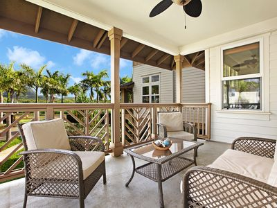 Photo for Pili Mai Resort at Poipu #15C: Spacious New Unit w/ AC! Great for Families!