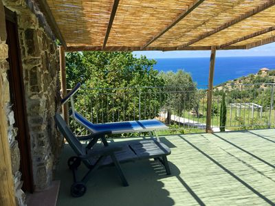 Photo for Into Lupene - holiday home in the Cilento National Park in acciaroli pollica