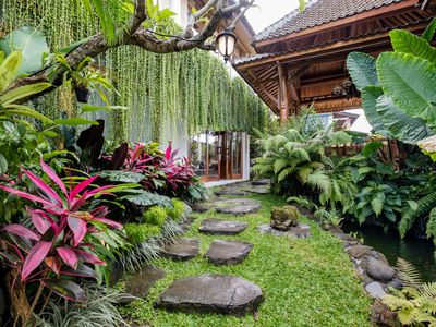 Photo for Exotic Hideaway with Pool at Graha Sandat in Ubud Center