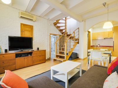 Photo for Charming 2bed 2bath w/Sunny Terrace 10min to tube