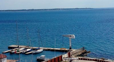 Photo for Central panoramic apartment Lungomare Taranto sea view 10 beds